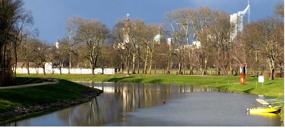 Leipzig Fluss zonta leipzig elster e v